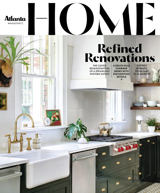 Cover - Atlanta Home Fall 2019
